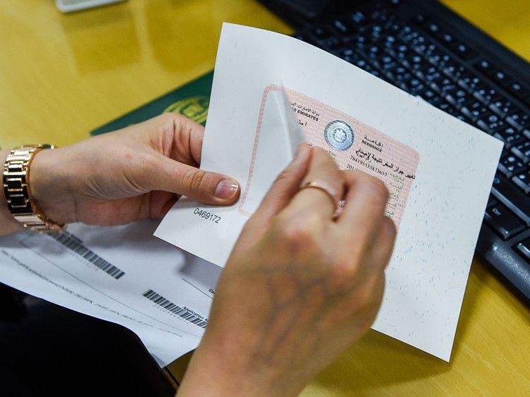 work permit dubai