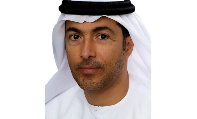 Khalid al-Tameemi as governor of the UAE's central bank