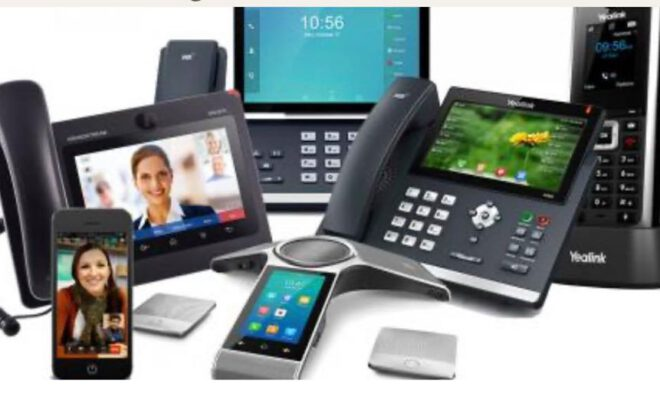 Cloud-based phone systems