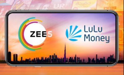 ZEE5-Global-partners-with-Lulu-Exchange