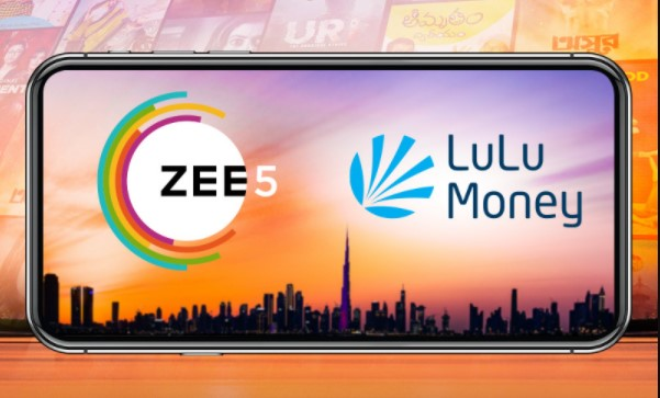 ZEE5-Global-partners-with-Lulu-Exchange
