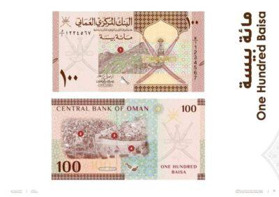 Oman new Bank Notes